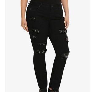 Torrid Premium High Rise Jeans